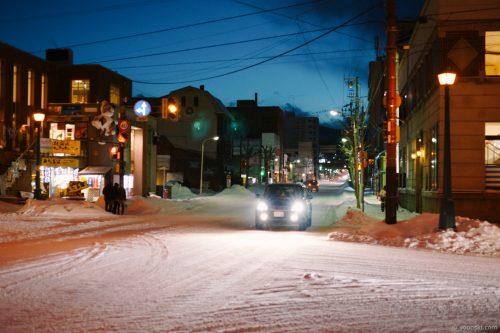 Otaru, Japan, 20131228-2