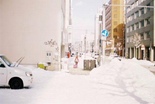 Sapporo, Biei, Japan, 20131231-1