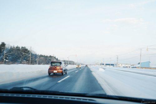 Sapporo, Biei, Japan, 20131231-3