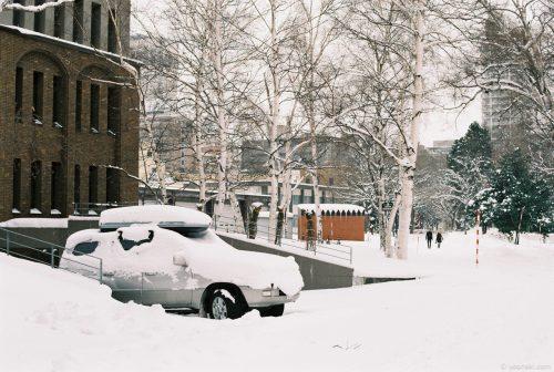 Sapporo, Japan, 20140103-1
