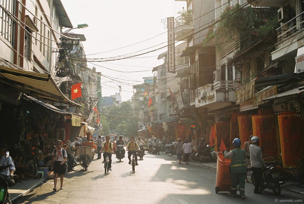 Hanoi, Vietnam, 20141003-1