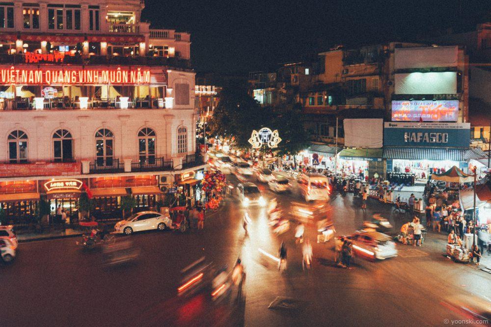 Hanoi, Vietnam, 20141003-2